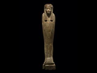 image Figure of Ptah-Soker-Osiris